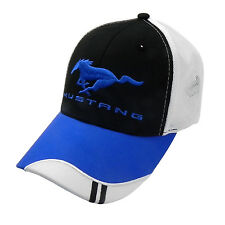 Ford Mustang Mesh Fitted Baseball Cap