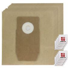 10 x Goblin Sacchetti per aspirapolvere Hoover Sacchetto TRIONIC 95055