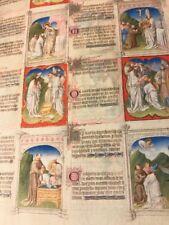 Bible Moralisée, Limborgh Brothers 1402