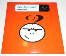TIN TIN OUT - ALL I WANNA DO - 1997 UK PROMO CD SINGLE IN CARD SLEEVE