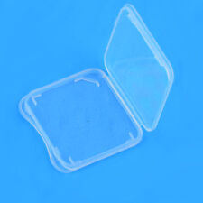 Wholesale 100 lot of SD card Jewel case memory card holder for 4gb 8gb 16gb 32gb