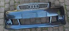Audi A3 8L 1.8T Rieger Frontschürze Stoßstange vorne + Nebelschein.+ Grill LZ9U