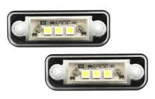 LED Kennzeichen Beleuchtung mit 3 LED CAN BUS für Mercedes CLS W219 Bj. ab 04
