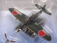Warship Suisei 彗星 Type12 1/100 Scale War Aircraft Japan Diecast Display vol 10