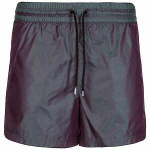 PUMA Women Irridescent Short, Plum Perfect-Iridescent, XL