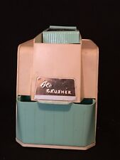 Vintage Antique Electric Ice Crusher