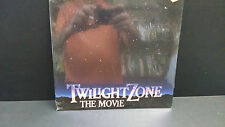 Jerry Goldsmith - Twilight Zone - The Movie (Original Sound Track) LP new sealed