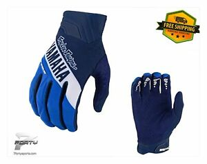 Troy Lee Designs Mens Adult GP Glove Yamaha RS1 Blue Off-Road//MX//ATV 40764533*