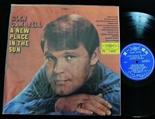 TAIWAN LP Glen Campbell First 1603 A New Place In The Sun