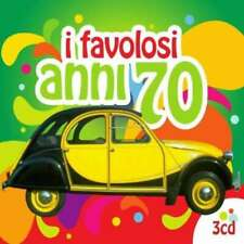 Box - I Favolosi Anni 70 [3 CD] - AA. VV. 88697927062 RCA ITALIANA