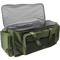XXL Carryall Angeltasche isoliert 85x35x35cm 3 Außentaschen Karpfen Carp