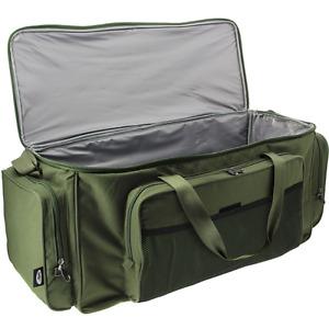Zaoyun Multi-Taschen-Angelkoffer Mit Karpfen-Angelger/ät Isoliertem Angeltasche Karpfentasche