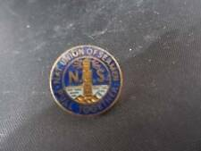 Enamel Badges/Pins Political/Trade Union Collectable Badges