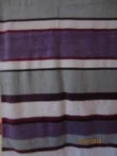 Strandlaken Lila/ weiss gestreift, 90 x 170 cm 100% Baumwolle* NEU*