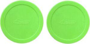 "2 Pack Air Hockey Pucks - 3.25""  Green standard puck - Dynamo"