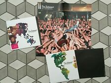 "The Subways - No Goodbyes part 1 & 2 x 7"" singles NEW UNPLAYED Vinyl + POSTER uk"