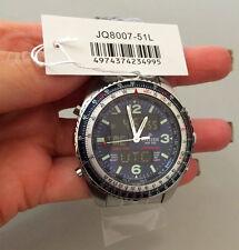 Citizen Promaster Wingman Pilot World Time C460 JQ8007 JQ8000 Analog Digital