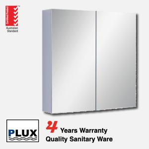 PLUX Bathroom Mirror Cabinet 750 mm