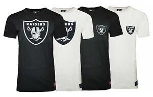 NFL Las Vegas Raiders T Shirt Boys 13 14 Years Kids Official Apparel