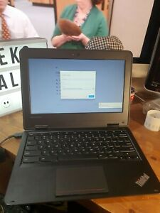 Lenovo 11E Chromebook 12GB 4GB Intel Celeron N2930 1.83GHz Read Description