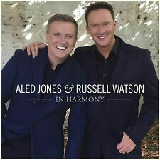 Aled Jones and & Russell Watson - In Harmony (CD) New Sealed