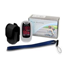 Us Seller Pulse Oximeter Finger Blood Oxygen Monitor Spo2 Pr Heart Rate Oxmetro
