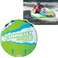 CONNELLY MACH 2 PERSON SURF WATER SKI TUBE BISCUIT INFLATABLE