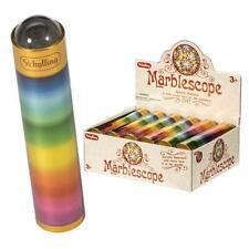 Schylling Marblescope - Sc-mbk Patterns Kaleidoscope Rainbow Tin Kids Fun Toy