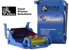 Zebra P120i ID card printer Ribbon Full Colour YMCKOi - 800017-240