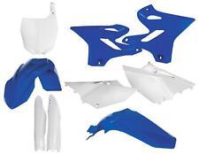 Acerbis 2402964891 Full Plastic Kit - Original 15 (Blue)