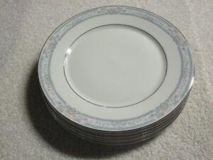 Set of 6 Lenox China dinner plates - Charleston