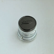 Leica Vintage 37mm Push-On Lens Cap, 100% Genuine