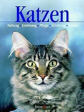 Katzen. Haltung, Ernährung, Pflege, Erziehung, Rassen | Buch | Zustand sehr gut