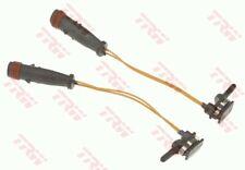Brake Pad Wear Indicator Sensor fits BMW 525 F11 2.0D Rear 2011 on N47D20D TRW