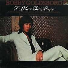 BOBBY GOLDSBORO I Believe In Music Vinyl Record LP Sunset SLS 50371 1975 EX 1st