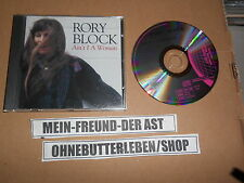 CD Folk Rory Block - Ain't I A Woman (11 Song) ZENSOR / ROUNDER
