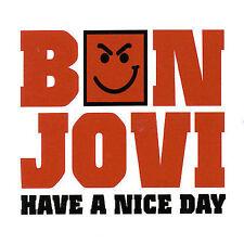 FREE US SHIP. on ANY 2 CDs! NEW CD Bon Jovi: Have a Nice Day Pt 2 Import, Enhanc