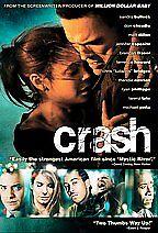 Crash  Bullock Dillon Cheadle Fraser Howard - Movie DVD