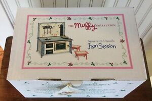 Muffy VanderBear Jam Session Stove With Utensils MIB Toy Accessory