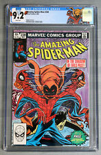 AMAZING SPIDER-MAN #238 - CGC GRADE 9.2 - MARCH 1983 - 60¢ MARVEL BRONZE AGE