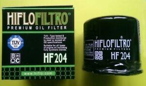 Hiflofiltro Oil Filter Fits TRIUMPH STREET TRIPLE 675 / R (2008 to 2016)