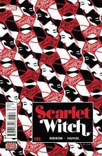 Scarlet Witch # 6 Regular Cover 2015 NM Marvel