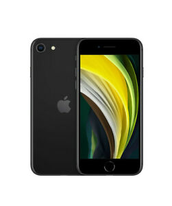 "Apple iPhone SE 2020 4.7"" 64GB 128GB T-Mobile AT&T Verizon Unlocked Smartphone"