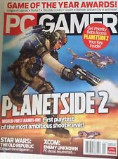 PC Gamer Magazine Planetside 2 Star Wards alte Republik April 2012 082217 nonrh