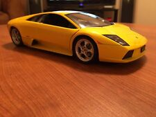 Autoart 1:18 -  2001 Lambo Murcielago - Yellow Gold  -  Good Condition !