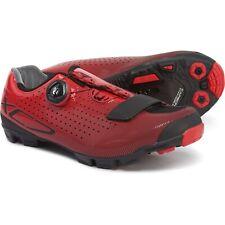 Shimano XC7 MTB XC Carbon Schuhe rot Größe 43 BOA Verschluss Mountainbike