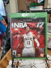 NBA 2K17 (Xbox One, 2016) Xbox One NEW  Featuring Michael B Jordan brand new