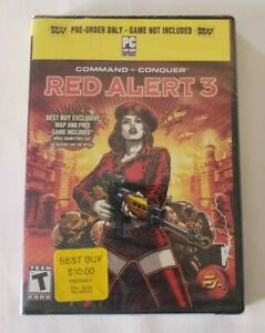 Command & Conquer: Red Alert 3 Best Buy Exclusive Map Offer - Windows