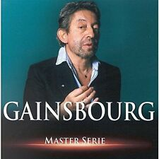Serge Gainsbourg Master serie 1 (compilation, 16 tracks, 1960-85/2003) [CD]