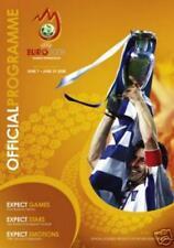 ** EURO 2008 OFFICIAL TOURNAMENT PROGRAMME **